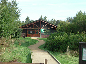 Brierley Forest Park Visitor Centre